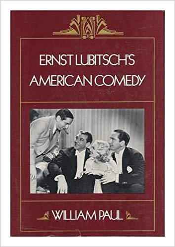Ernst Lubitsch's American Comedy