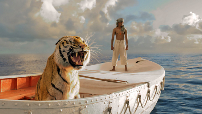 Life of PI (Ang Lee, 2012)