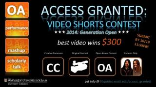 Access Video Shorts Contest