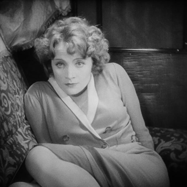 New Blu-ray THE WOMAN ONE LONGS FOR (1929) with audio commentary by Gaylyn Studlar