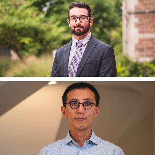 FMS welcomes two new faculty members!