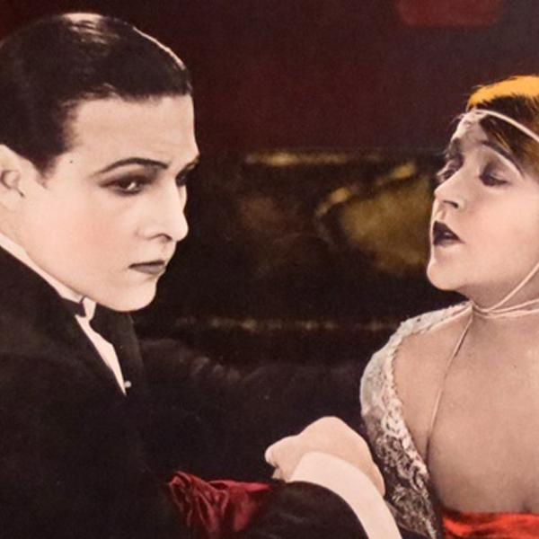 New Blu-ray THE DELICIOUS LITTLE DEVIL (1919) with audio commentary by Gaylyn Studlar